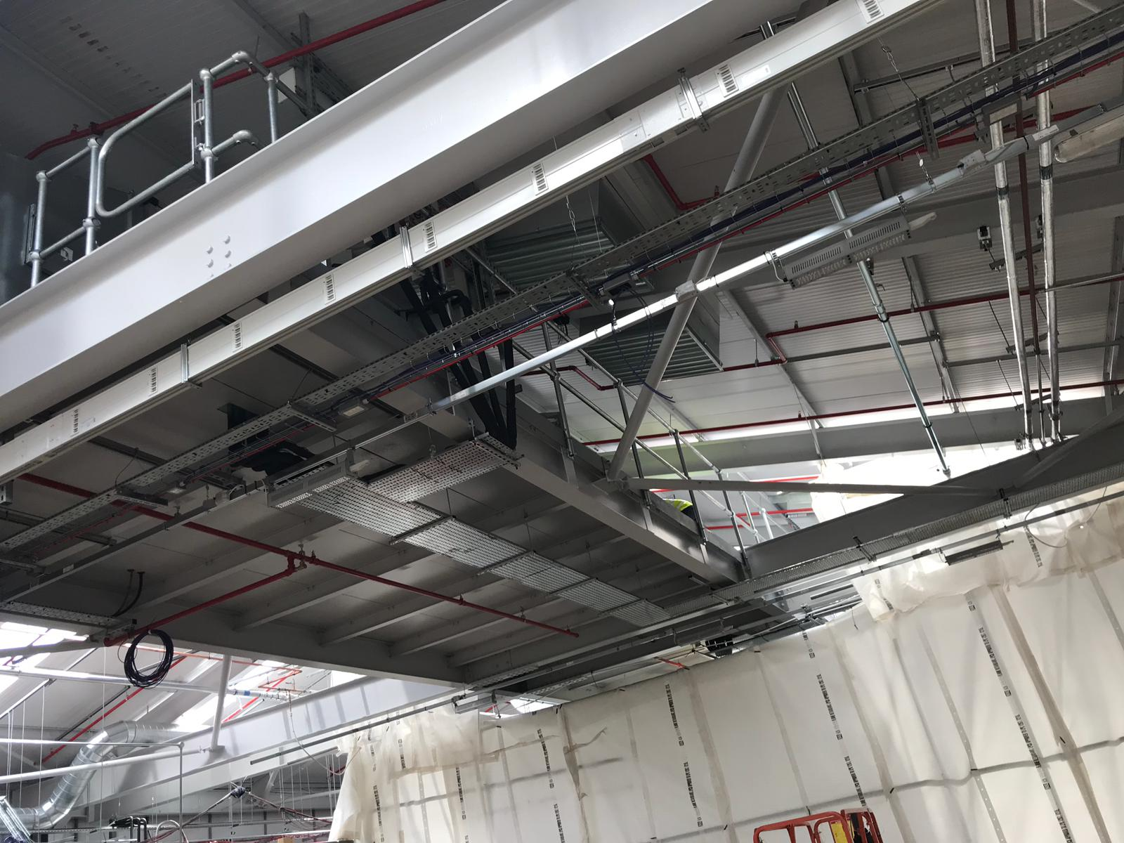 Structural Support Steel