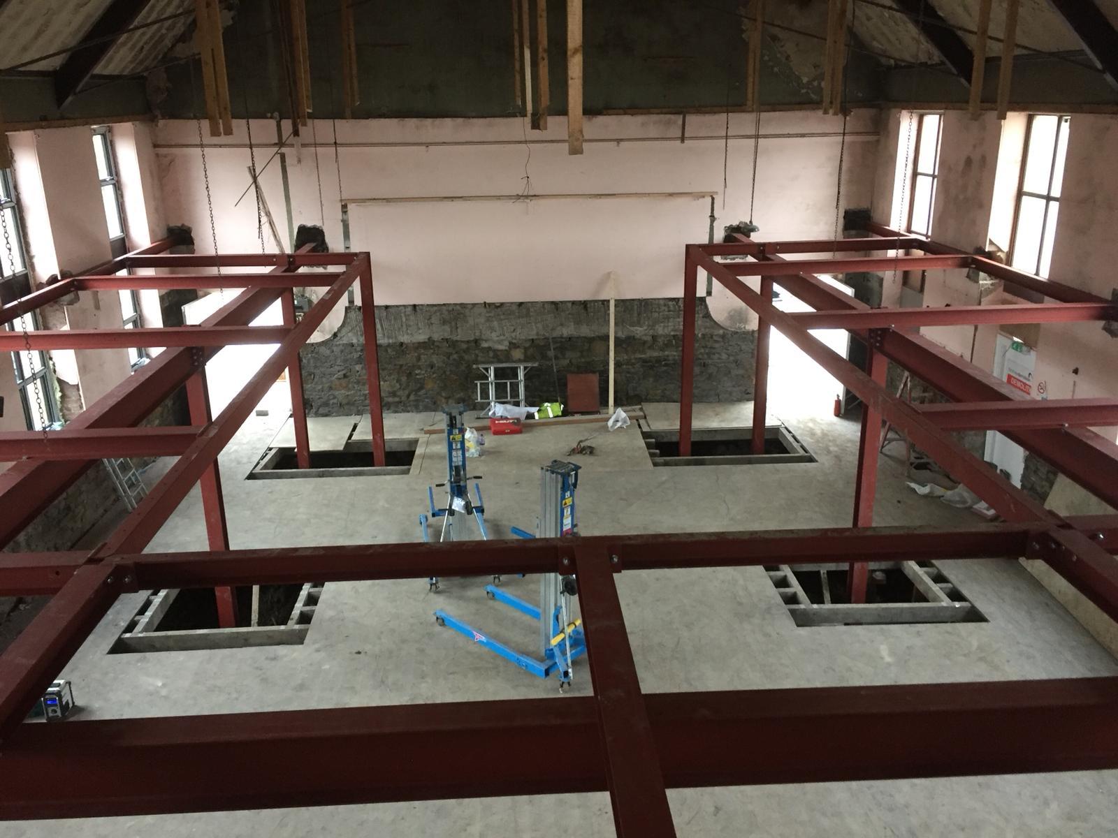 Mezzanine & Canopies